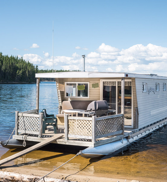 Our Houseboats